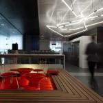 Svěží pracovní prostory od Fabia Ongarata