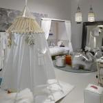 Pokoj v bílém marockém stylu
